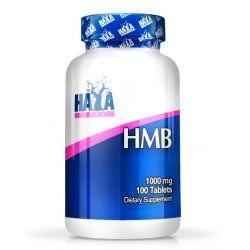 HMB 1000mg - 100 tabletas [Haya Labs]