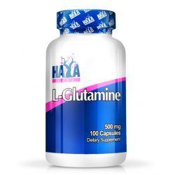 L-glutamine 500mg - 100 caps