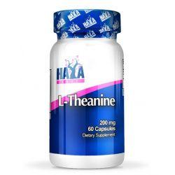 L-Teanina 200mg - 60 cápsulas [HayaLabs]