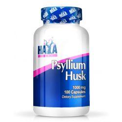 Cascara De Psyllium 1000mg - 100 cápsulas [Haya Labs]