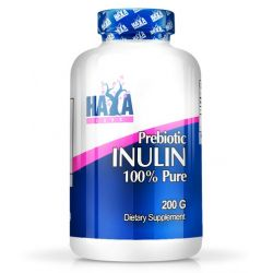 Inulina Prebiótica 100% Pura - 200g [Haya Labs]