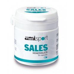 Sales Minerales - 25 cápsulas [aml sport]
