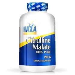 Citrulina Malato 100% Pura - 200g [haya labs]