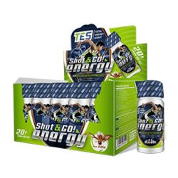 Shot & Go! Energy - 20 viales [total energy sport]