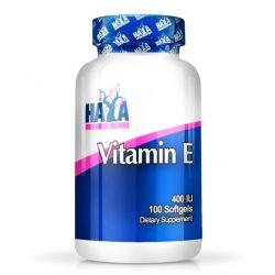 Vitamina E 400IU - 100 softgels [haya labs]