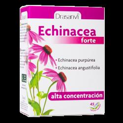 Echinacea Forte - 45 cápsulas vegetales [drasanvi]