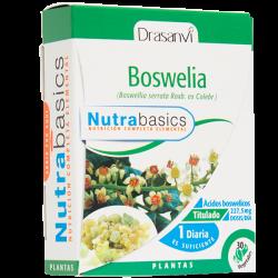 Boswelia - 30 cápsulas vegetales [drasanvi]