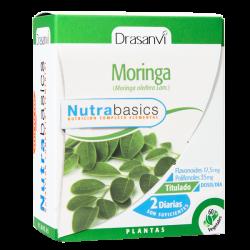 Moringa - 60 cápsulas vegetales [drasanvi]