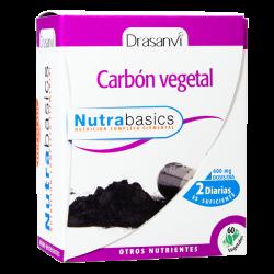 Carbón Vegetal - 60 cápsulas vegetales [drasanvi]