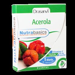 Acerola - 30 Cápsulas vegetales [drasanvi]