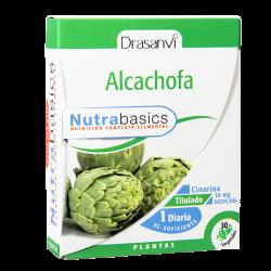 Alcachofa - 30 cápsulas vegetales [drasanvi]