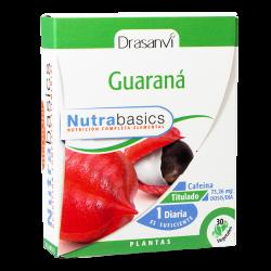 Guaraná - 30 cápsulas vegetales [drasanvi]