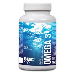Omega 3 1400mg - 120 softgels [best protein]