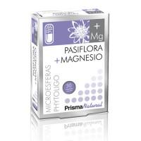 Pasiflora + Magnesio - 30 cápsulas