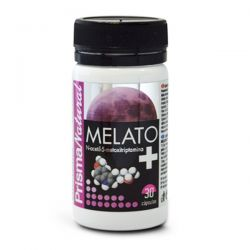 Melatonina Plus - 30 cápsulas [prisma natural]