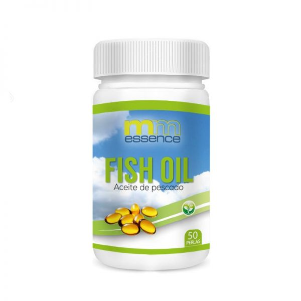 Aceite de Pescado 500mg - 50 softgels [MM Essence]