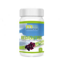 Resveratrol 200mg - 50 cápsulas [MM Essence]