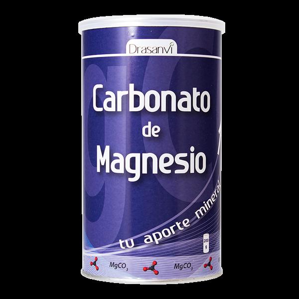 Carbonato de Magnesio - 200g [drasanvi]