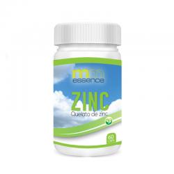 Zinc - 60 cápsulas