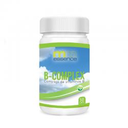 Complejo de Vitaminas B - 50 cápsulas [MM Essence]