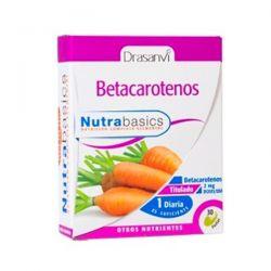 Betacarotenos 2mg - 30 softgels [Drasanvi]