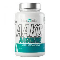 AAKG Arginina - 120 cápsulas [Natural Health]