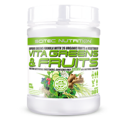 Vita Greens & Fruits - 360g [Scitec Nutrition]