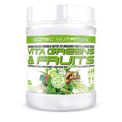 Vita Greens & Fruits - 360g [Scitec Nutrition]