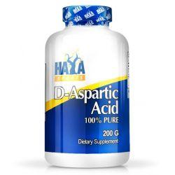 Ácido D-Aspartico 100% Puro - 200g [Haya Labs]