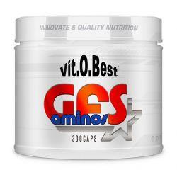 GFS Aminos - 200 cápsulas