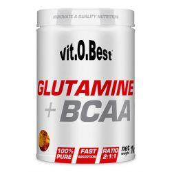 Complejo de Glutamina + BCAA - 1000g