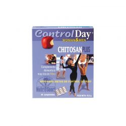 Chitosan plus - 48 tabletas [Nutrisport]