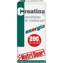 Creatina Cn - 200 tabletas [Nutrisport]
