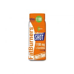 Fat burners shot - 60ml [Nutrisport]
