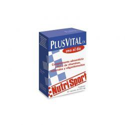 Plusvital - 30 cápsulas [Nutrisport]