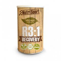 Vegan r3:1 recovery - 600g [Nutrisport]