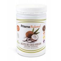 Aceite de Coco Virgen 100% Puro - 450g [Prisma]
