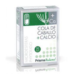 Cola de Caballo + Calcio - 30 cápsulas