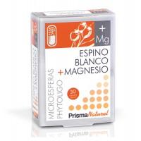 Espino Blanco + Magnesio - 30 cápsulas [Prisma]