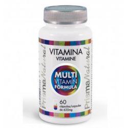 Multi vitamin formula - 60 cápsulas [prisma]