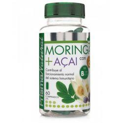 Moringa + açaí - 60 Comprimidos [Prisma]
