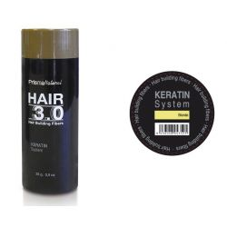 Hair 3.0 building fibers Rubio Claro [Prisma]