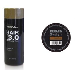 Hair 3.0 building fibers Castaño [Prisma]