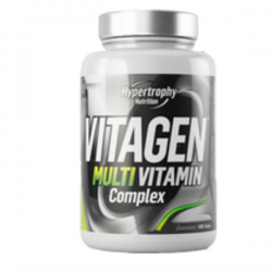 Vitagen multivitamínico - 100 Cápsulas [Hypertrophy]