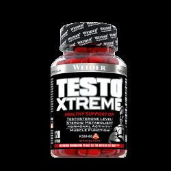 Testo Xtreme - 120 cápsulas [Weider]