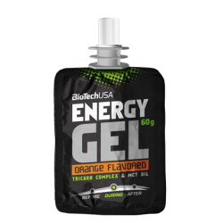 Energy gel - 60g [BiotechUSA]