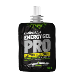 Energy gel pro - 60g [BiotechUSA]