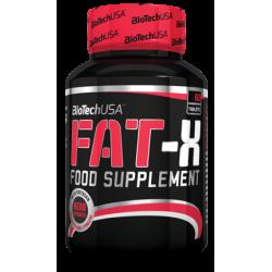 Fat-X- 60 tabletas [BiotechUSA]