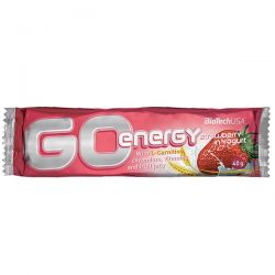 Barrita Go Energy - 40g [BiotechUSA]