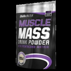Muscle Mass - 1000g [biotechusa]